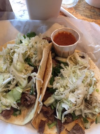 Felipe's Mexican Taqueria: Tacos!