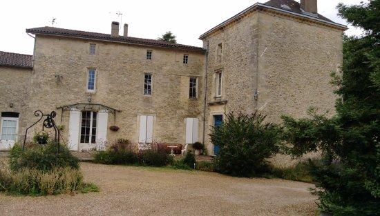 Rauzan, France: Main building / Chateau