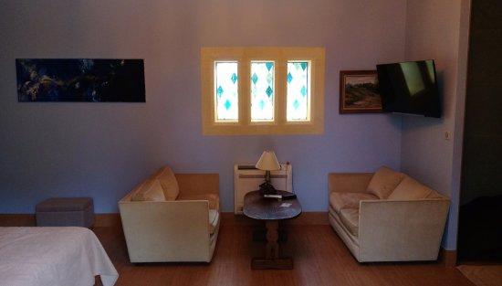 Rauzan, Frankrike: Aircon in this room