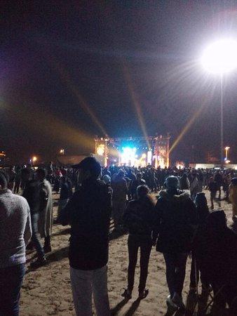 Essaouira Beach: the Gnaoua Festival on the beach