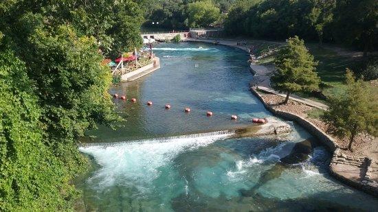 Comal River: River