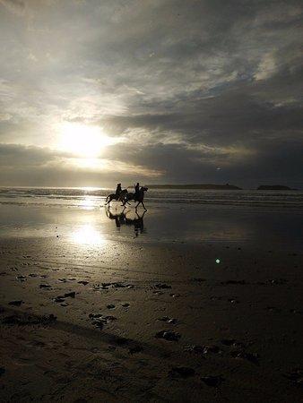 Essaouira Beach: horse ride