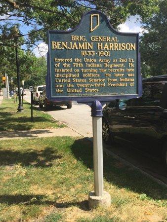 Benjamin Harrison Presidential Site: photo0.jpg