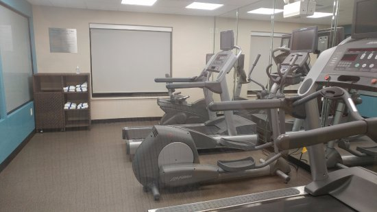 Kodak, TN: Fitness Room w/ Towels