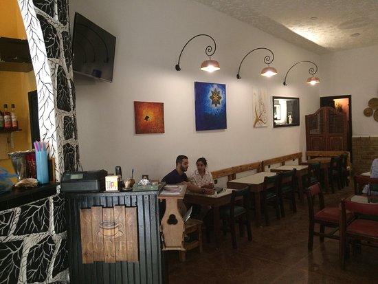 Cinema Cafe Menu Fes