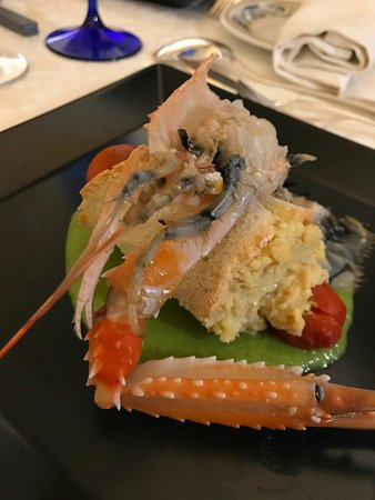 Antica Trattoria San Lorenzo: Dinner the best