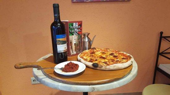 Achern, Alemania: Pizza Casa Mia