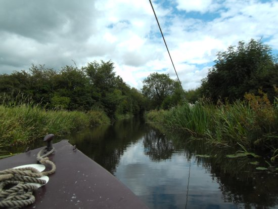 Oswestry, UK: the montgomery canal