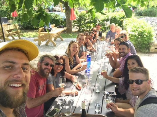 Vienna Explorer Tours & Day Trips: Our group and our wonderful guide, Jonas!