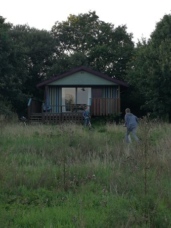 Wheatland Farm eco lodges: IMG_20170805_202159_large.jpg