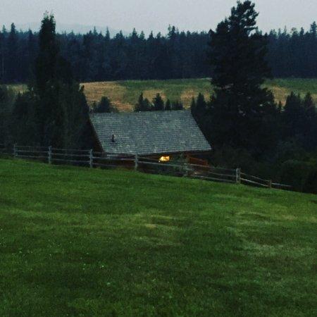 Echo Valley Ranch & Spa: Honeymoon Cabin