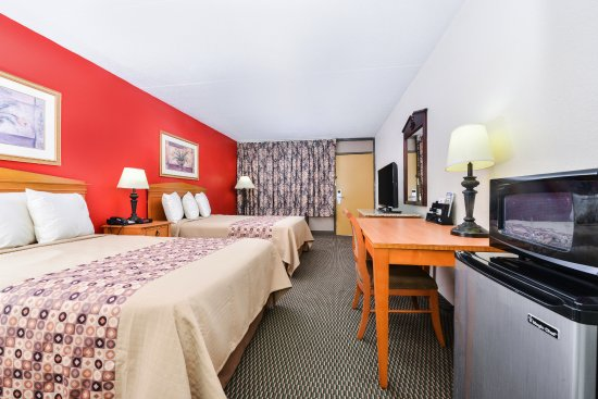Americas Best Value Inn Nashville North / Goodlettsville: Double Bed Room