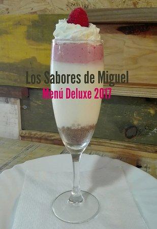 Huercal-Overa, إسبانيا: Delicia en copa