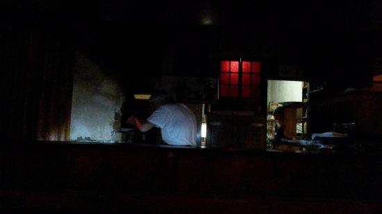 Sedgefield, Νότια Αφρική: Pizza Oven