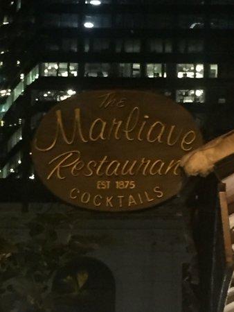 Marliave Restaurant: photo0.jpg
