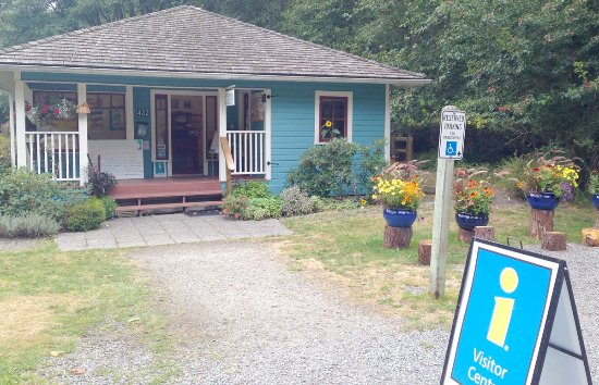 Bowen Island Visitor Centre, 432 Cardena Drive, Bowen Island, BC