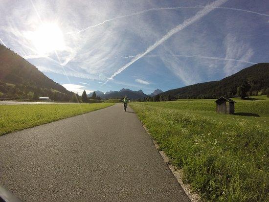 Alpinhotel Keil: Ciclabile della Val Pusteria luglio 2017