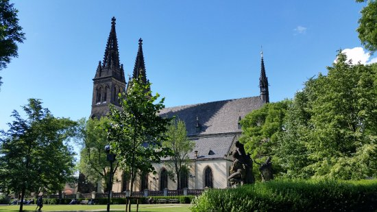 Vysehrad National Cultural Monument