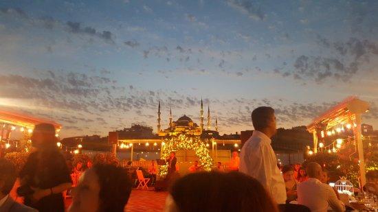 Armada Istanbul Old City Hotel: 20170805_204700_large.jpg