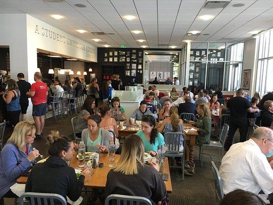 Cafe Patachou Indianapolis Washington St