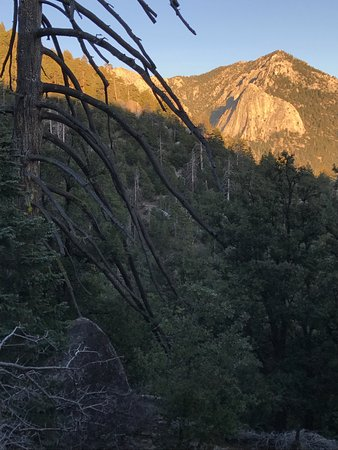 Idyllwild, CA: Tahquitz Peak, again - from Deer Springs Trail.