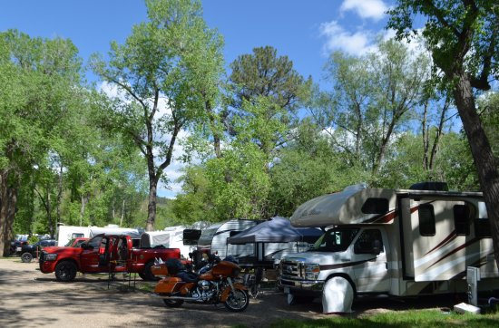 Riverview RV Park: RV sites