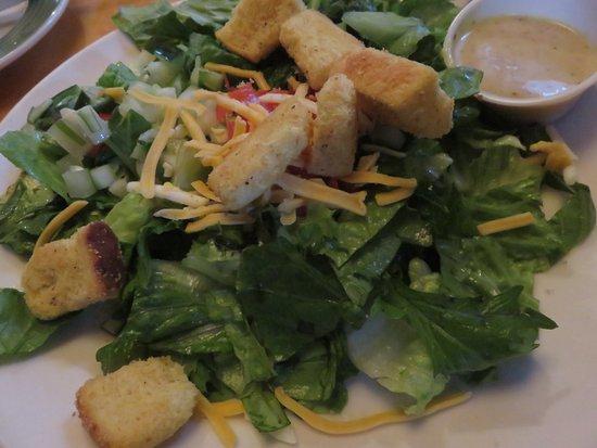 Lake Mary, FL: House salad