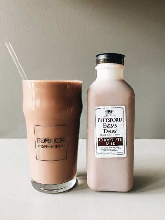 Penn Yan, NY: Bring the family!  We're excited to offer Pittsford Dairy chocolate milk