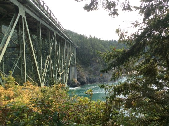 Oak Harbor, Waszyngton: Deception Pass