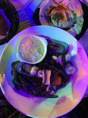 Abrage: Delicious dinner here!