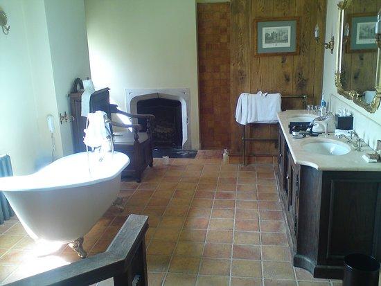 Thornbury, UK: Tower bathroom