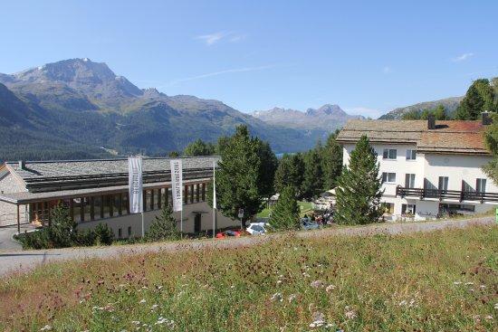 Berghotel Randolins : Vue d'ensemble