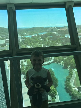 Sunsphere Tower Picture