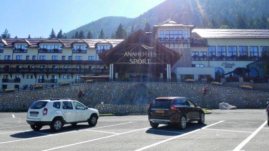 Ana Hotels Sport Poiana Brasov Foto