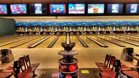 Valley Bowling Center