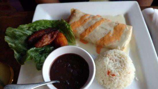 La Grange, KY: Chimi Burrito