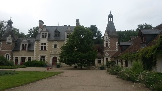 Château de Troussay : 20170812_160332_large.jpg