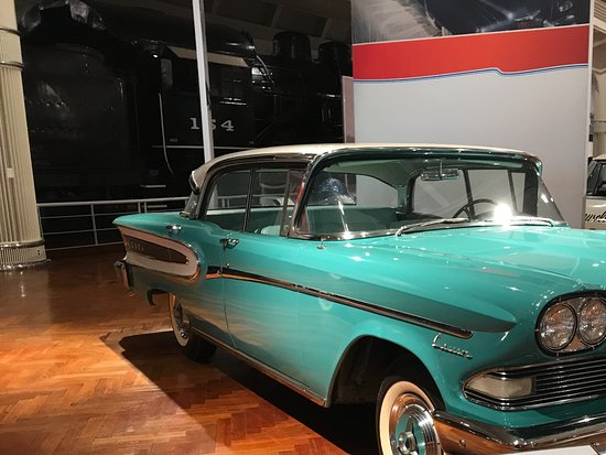 1958 edsel citation picture of the henry ford dearborn. Black Bedroom Furniture Sets. Home Design Ideas