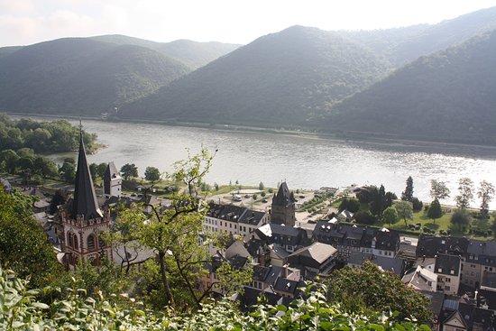 Jugendherberge Burg Stahleck Bacharach Alemania