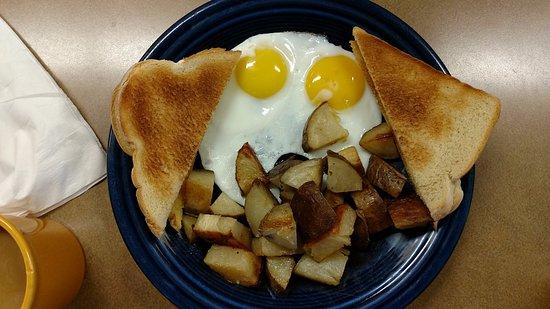 Yelm, WA: Crispy Potatoes
