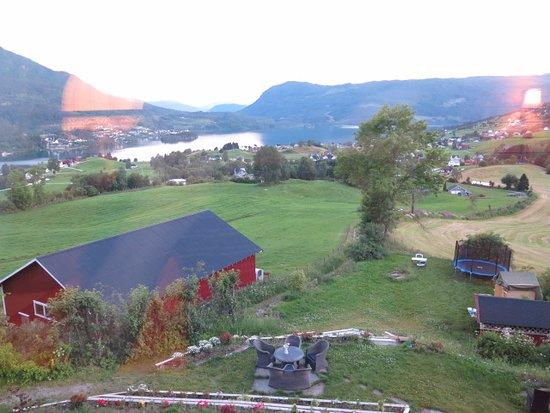 Hafslo, Norge: Lugar absolutamente paradisíaco!!!