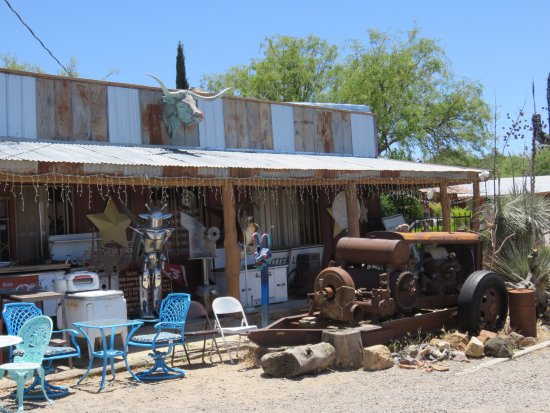 Oracle, AZ: Sue and Jerry's Trading Post