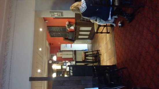 Marsden, UK: The New Inn Restaurant