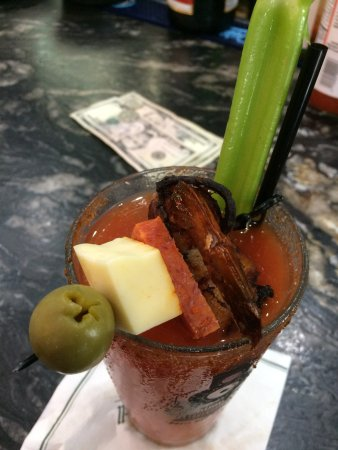 Mendenhall, PA: Bloody Mary