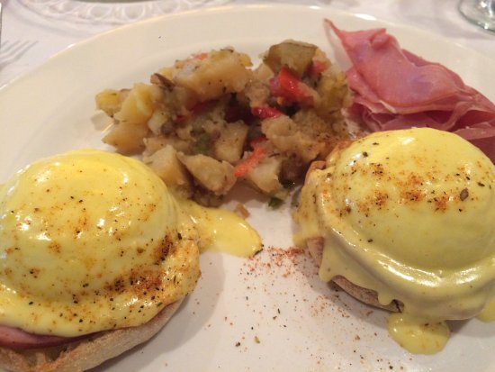 Mendenhall, PA: Egss Benedict