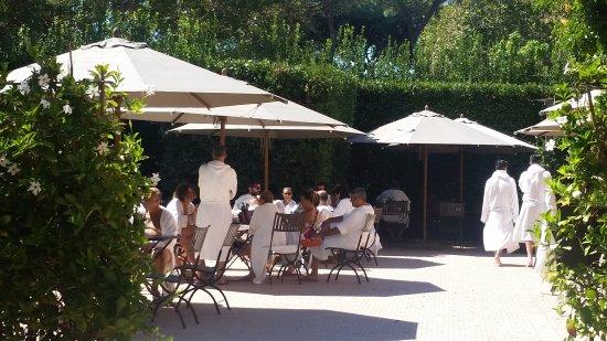 ฟิอูมิซิโน, อิตาลี: QC Termeroma