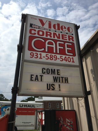 Linden TN Video Cafe