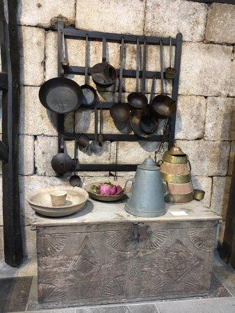 Friol, España: Museo Fortaleza San Paio de Narla