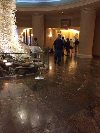 Turning Stone Resort Casino: decor