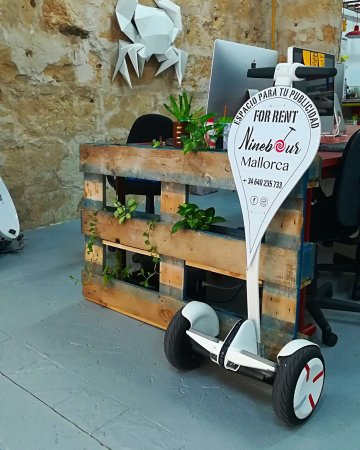 Ninebot Tour Mallorca
